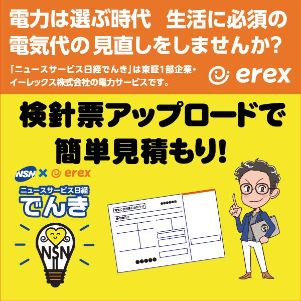 ニュースサービス日経でんき